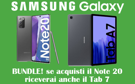 Bundle Note 20 + Tab 7